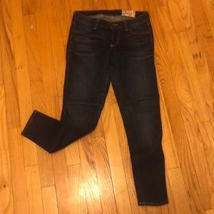 Siwy ankle skinny jeans